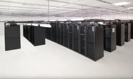 Construction of the NCI Supercomputer – Time lapse video