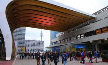 A view of 2018 EGU Conference