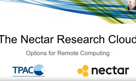 CMS training – Nectar research cloud