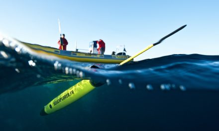 Research brief: Observations of small ocean eddies in the Arctic using glider technology