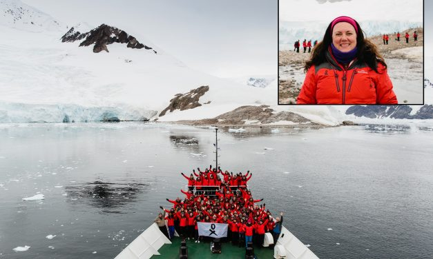 Women in STEMM leadership: lessons from Antarctica