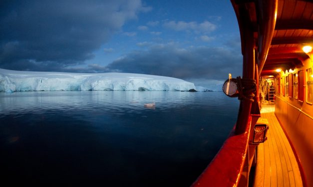Research brief: What caused the rapid decline in Antarctic sea ice in 2016?