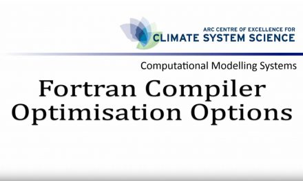 Fortran compiler optimisation