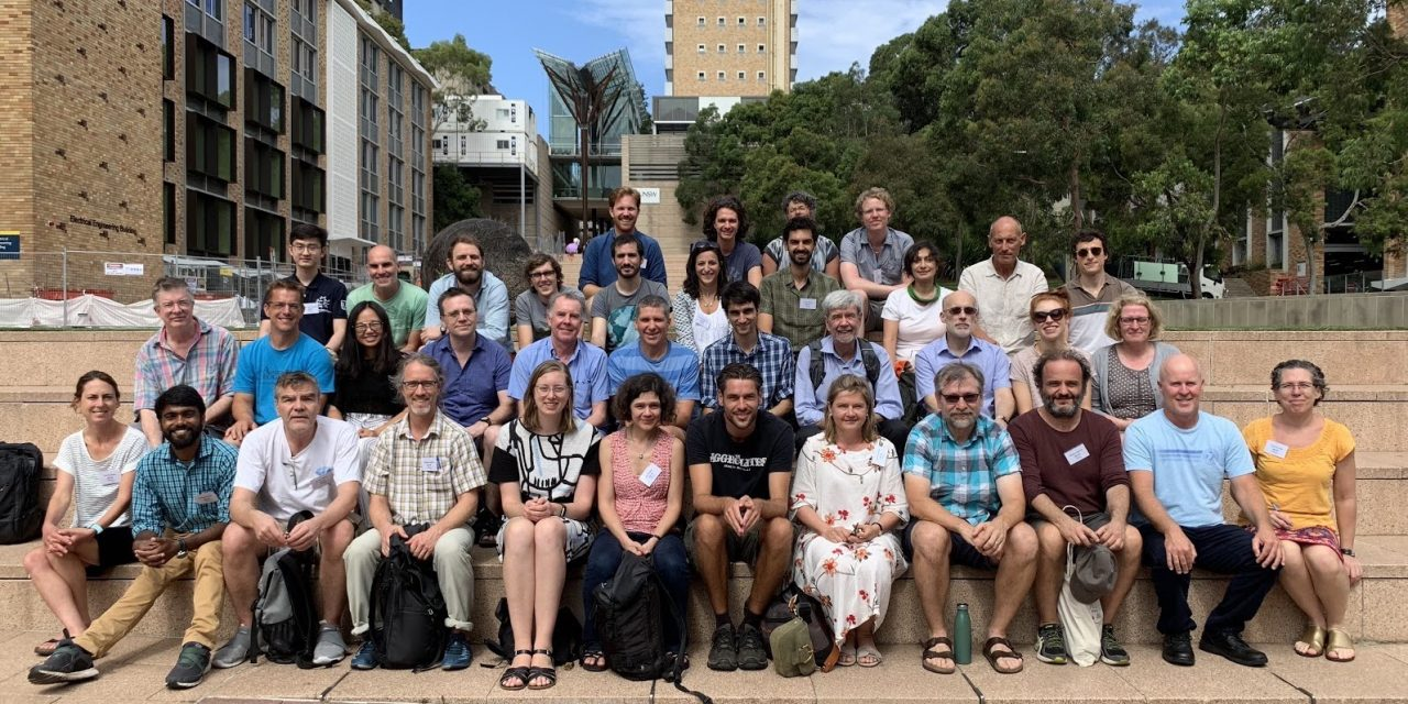 Climate recorded in seawater: A workshop on water-mass transformation analysis for ocean and climate studies