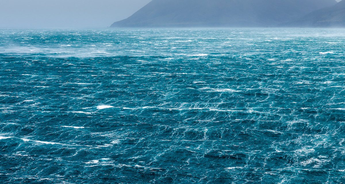 Research brief: Wind changes over the Southern Ocean impact its capacity to take up carbon and heat