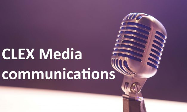 Media communication report, December 2019