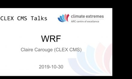 CMS Talks: WRF Q&A