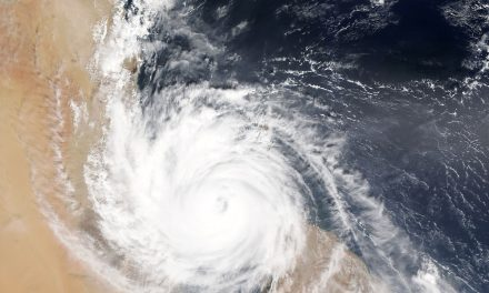 Research brief: Simulating tropical cyclones with ACCESS
