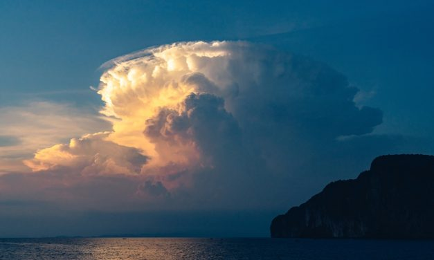 Research brief: Cold air below thunderstorms affects storm orientation