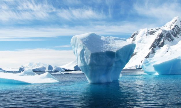 Research brief: Sea ice cover independently validates air temperature over Antarctic